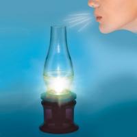 Лампа в стиле Ретро с датчиком задува