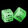 Кубики неоновые «50 оттенков страсти. Смелые фантазии», 2 шт
