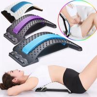 Массажер-мостик для спины и позвоночника