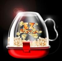 Устройство для приготовления попкорна в микроволновке (кружка) EZ POPCORN