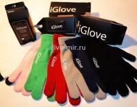 Перчатки iGlove цвет зеленый