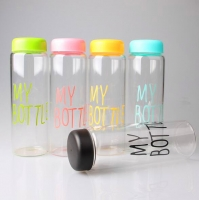 Бутылка My bottle (Моя бутылка)