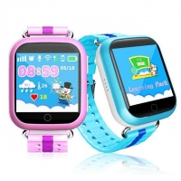 Детские GPS часы Smart Baby Watch Q100 (GW200S)
