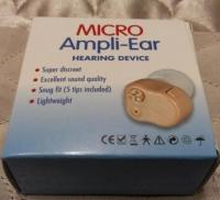 Слуховой аппарат Micro Ampli-Ear