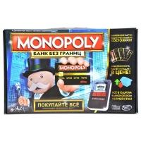 Настольная игра Монополия (с банковскими картами)