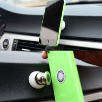 Магнитный держатель для телефона на панель авто BRACET