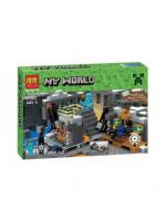 """Конструктор Bela Minecraft """"Портал в край"""" 577 дет. 10470"""
