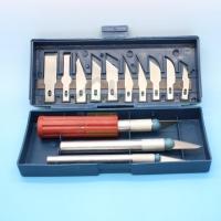 Набор ножей для резьбы по дереву 13 пред. 667-374