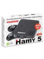 "Игровая приставка 16bit - 8bit ""Hamy 5"" (505-in-1) Black"