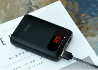Power bank 10000mAh hoco B20 (Черный)