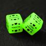 Кубики неоновые «50 оттенков страсти. Ролевые игры», 2 шт