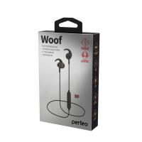 Наушники-гарнитура c MP3 плеером Woof