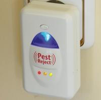 Ультразвуковой отпугиватель грызунов и насекомых(Pest Reject)