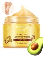 Отшелушивающий пилинг-гель для ног с экстрактом мёда Bioaqua