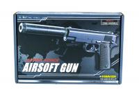 Пистолет детский металлический V2