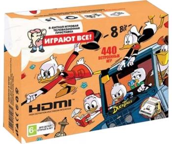 Игровая приставка Dendy DuckTal HDMI 440-in-1