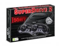 Игровая приставка Sega Super Drive 2 55 в 1 игр