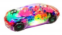 Машина «Шестерёнки», световые и звуковые эффекты