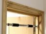 Турник в дверной проем регулируемый (вес до 100кг)